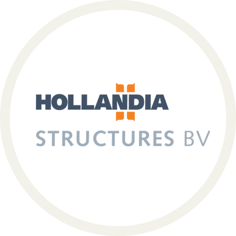 Logo Hollandia Structures